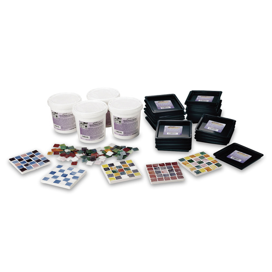 Nasco Mosaic 24-Coaster Group Kit