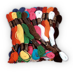 Embroidery Floss Assortment