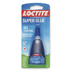 Loctite® Control Gel Super Glue 45, 1/8 oz.