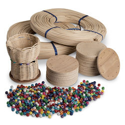 Classroom Basketry Project Group Kit
