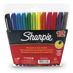 Sharpie Ultra-Fine Point Markers