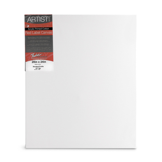 Fredrix® Artist Red Label Stretched Canvas - 20 in. x 24 in.