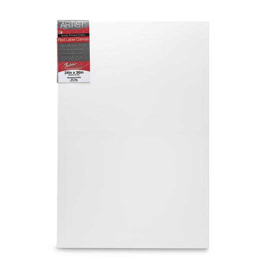 Fredrix® Artist Red Label Stretched Canvas - 24 in. x 36 in.