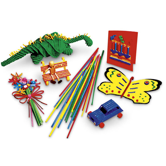 Pacon® Colored Artstraws™ - Pkg. of 1,350
