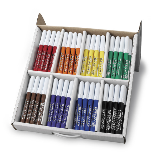 PRANG® Washable Markers - Set of 96