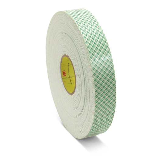3M™ Scotch® Double-Coated Foam Tape - 1 in. x 36-yd. Roll