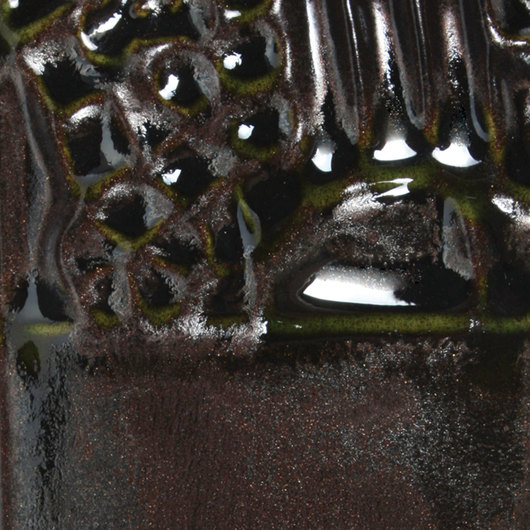 Mayco® Elements™ Glaze - Pint - Black Adventurine
