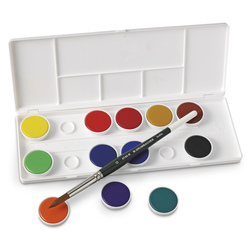 Grumbacher® Watercolors - Set of 12