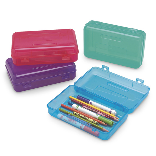 Easy-Carry Pencil Box