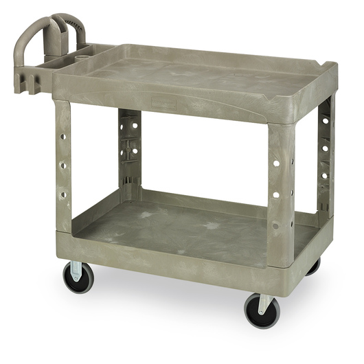 Rubbermaid® Heavy-Duty Utility Cart