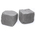 Boneware - Grey - 50-lb. Box