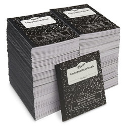 Composition Book 48 Sheets - 8-1/2 in. x 7 in.