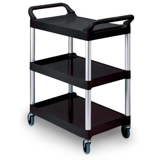 Rubbermaid® Utility Cart with 4 in. Swivel Casters