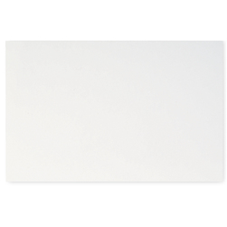 Pacon® White Economy Poster Board - Pkg. of 100 - 22 in. x 28 in.