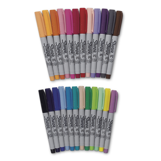 Sharpie® Ultra-Fine Point Markers - Set of 24