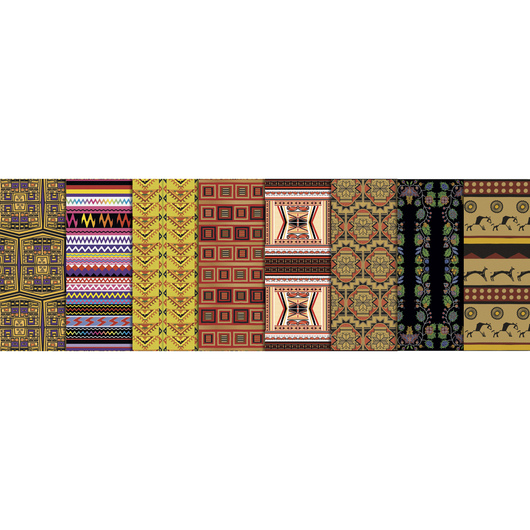 Roylco® Native American Craft Paper - Pkg. of 32