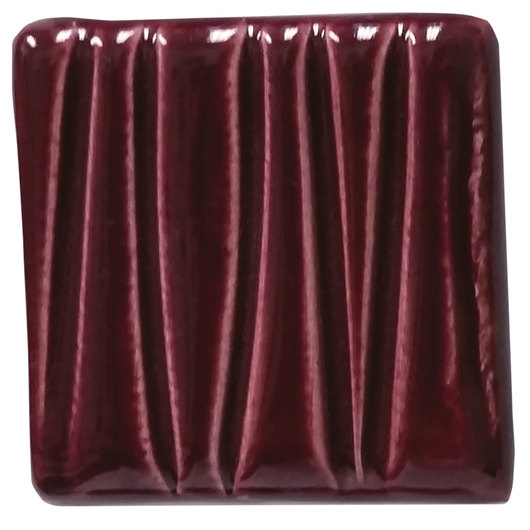 Speedball® Low-Fire Earthenware Glaze - Pint - Burgundy