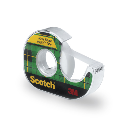 Scotch® Magic™ Tape - 1/2 in. x 800 in. Roll