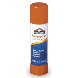 Elmer's® All Purpose Clear Glue Stick