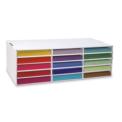 Pacon Classroom Keepers Construction Paper Storage