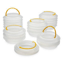 Collapsible Water Pots - Pkg. of 12