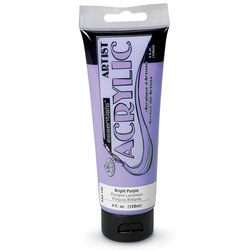 Royal Brush® Essentials™ Acrylic Paint - 4-oz. (120 ml) Tube - Bright Purple