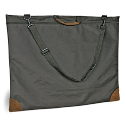Canvas Portfolio with Leather - 24 in. x 36 in.