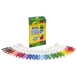 Crayola® Washable Super Tips