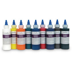 Handy Art® Fabric Paint - Basic Set