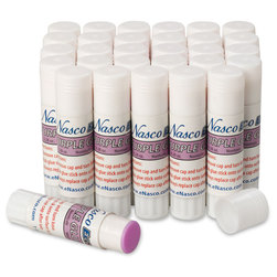Economy Small Washable Glue Stick Class Set - Purple