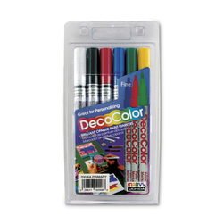 DecoColor® Paint Markers - Fine Point Set