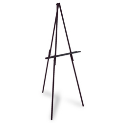 Floor Easel - Black - 65 in.