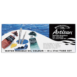 Winsor & Newton Artisan Water-Mixable Oil Set of 10
