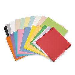 Pacon® Scrapbook Paper - 160 Sheets - 12 in. x 12 in.