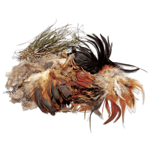 Nasco Natural Feathers Classroom Pack