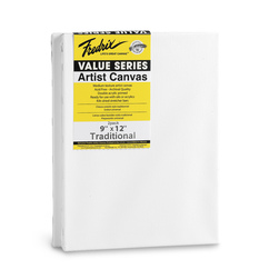 Fredrix Value Series Stretched Canvas