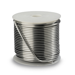 Aluminum Armature Wire - 130-ft. Spool - 1/8 in. dia.