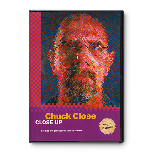 Chuck Close Close Up - DVD