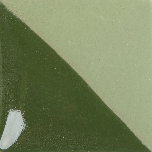 Duncan® Crystals Glazes™ Unleaded - Pint - Forest Green