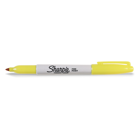 Sharpie® Fine-Point Marker - Yellow
