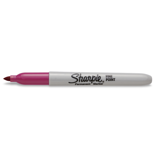 Sharpie® Fine-Point Marker - Power Pink
