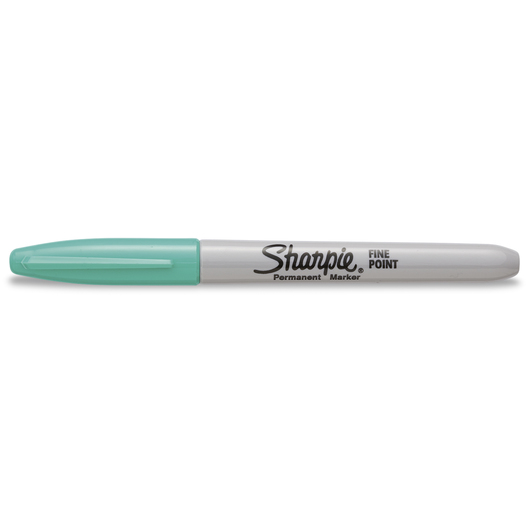 Sharpie® Fine-Point Marker - Jetset Jade