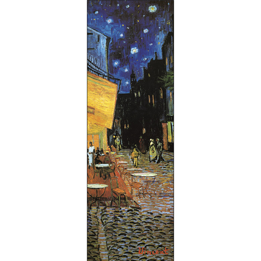Café at Night by Vincent van Gogh from Eurographics
