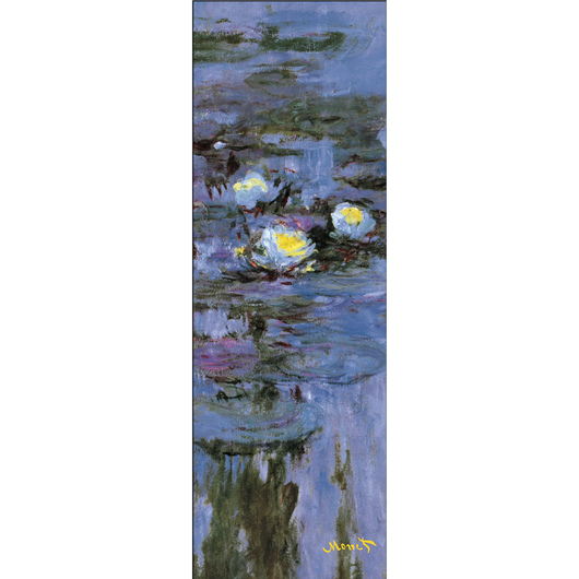 <i>Waterlilies</i> by Claude Monet from Eurographics