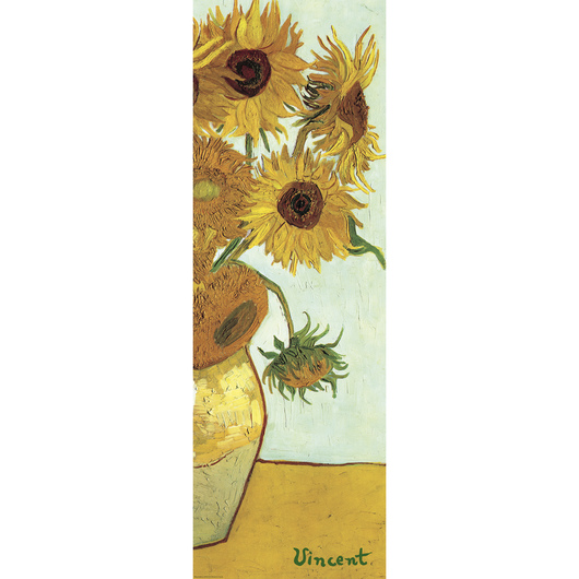Sunflowers by Vincent van Gogh from Eurographics