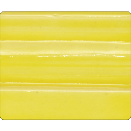 Spectrum® High-Fire Stoneware Glaze - Pint Jar - Butter Yellow