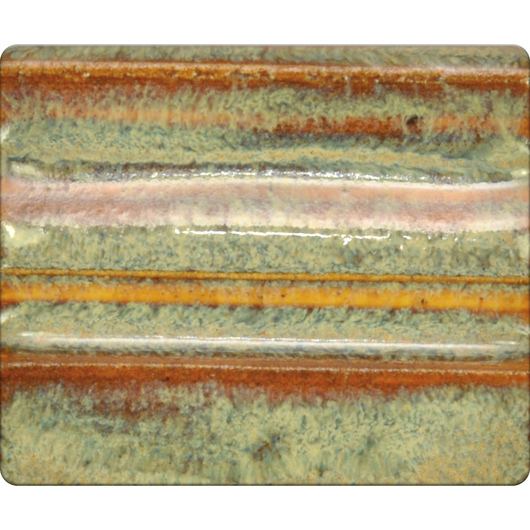 Spectrum® High-Fire Stoneware Glaze - Pint Jar - Texture Autumn
