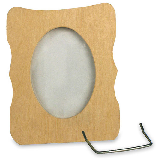 Scallop Picture Frames - 6-1/2 in. x 8 in.