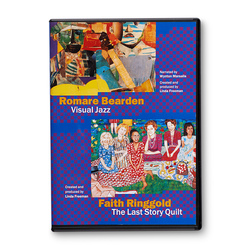 Romare Bearden - Visual Jazz and Faith Ringgold - The Last Story Quilt DVD Set