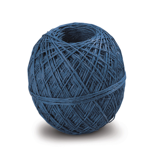 Hemp Craft Cord - Blue